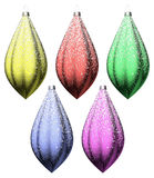 Christmas decor set. Stock Image