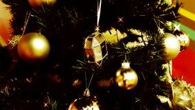 Christmas Decor stock video