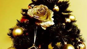 Christmas Decor stock video footage