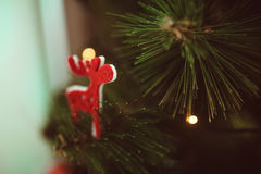 Christmas Decor tree Royalty Free Stock Images