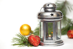 Christmas Decor Royalty Free Stock Photography