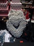 Christmas decoraion items Stock Image