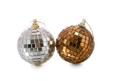 Christmas decorate ball Stock Photos
