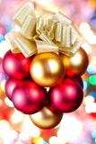Christmas decorated Royalty Free Stock Image