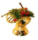 Christmas decorating Royalty Free Stock Photo