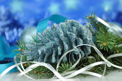 Christmas decoratins Royalty Free Stock Images