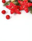 Christmas decoratio Royalty Free Stock Image