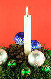 Christmas decoration 02. Stock Photography