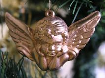 Christmas decoration. Christmas angel Royalty Free Stock Photography