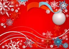 christmas decoration διανυσματική απεικόνιση
