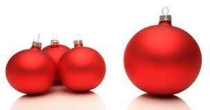 Christmas decoration Stock Photos