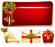 Christmas decoration. Royalty Free Stock Photo