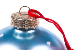 Christmas decoration. Isolated on the white background Royalty Free Stock Photo