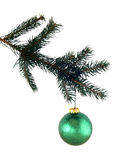 Christmas decoration. Isolated on white background stock images