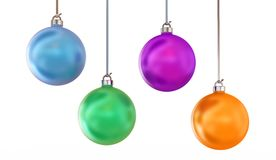 Christmas decoration Royalty Free Stock Photo