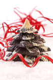 Christmas decoration. With Christmas Chocolate Tree Stock Image