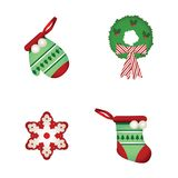 Christmas Decoration 2 Royalty Free Stock Photos
