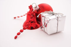Christmas decoration. Various Christmas decoration royalty free stock image