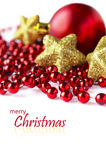 Christmas decoration Royalty Free Stock Photography