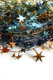 Christmas decoration. Vertical, background white stock photo