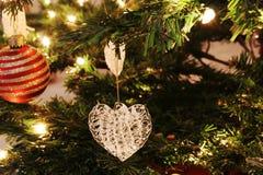 Christmas Decoration. Decorated Tree Royalty Free Stock Photo