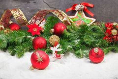Free Christmas Decoration Stock Photography - 46391772