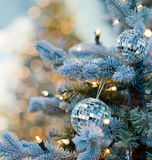 Christmas decoration. Picture of a Christmas decoration royalty free stock photos