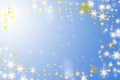 Christmas Decoration. Background possible to use for printing and project Stock Image