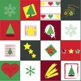 christmas decoration Απεικόνιση αποθεμάτων