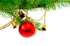 christmas decoration Στοκ φωτογραφία με δικαίωμα ελεύθερης χρήσης