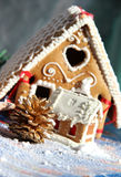 Christmas Decoration And Sweets Stock Photos