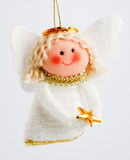 Christmas decoration angel Stock Photo