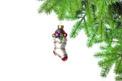 Christmas decoration on background Stock Photos