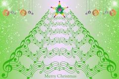 Christmas decoration background Royalty Free Stock Photography