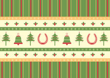 Christmas decoration background. Stock Image