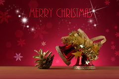 Christmas  decoration background Royalty Free Stock Photography