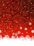 Christmas decoration background. EPS 8 Stock Images