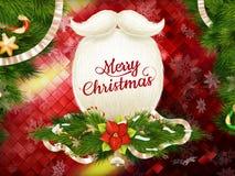 Christmas decoration Background. EPS 10 Stock Image