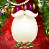 Christmas decoration Background. EPS 10 Royalty Free Stock Photo