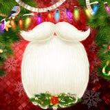 Christmas decoration Background. EPS 10 Royalty Free Stock Image