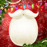 Christmas decoration Background. EPS 10 Royalty Free Stock Photos