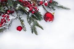 Christmas decoration, background Royalty Free Stock Photo