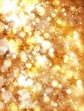 Christmas decoration. Background decoration of luxury Christmas and stars light Royalty Free Stock Photo