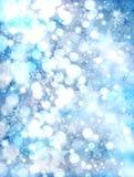 Christmas decoration. Background decoration of luxury Christmas and stars light Stock Photo