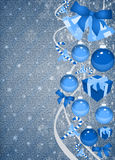 Christmas decoration background Stock Photography