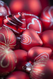 Christmas decoration background Stock Photos