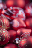 Christmas decoration background Royalty Free Stock Photo