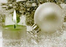 Christmas decoration background Stock Photography