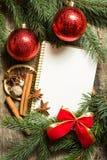Christmas decoration background Royalty Free Stock Images