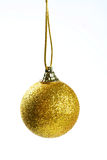 Christmas decoration ball Stock Photo